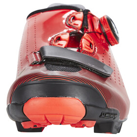 Shimano SH-XC7R Sko rød/sort